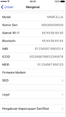 4 Cara Cek IMEI iPhone Terlengkap dan Terbaru