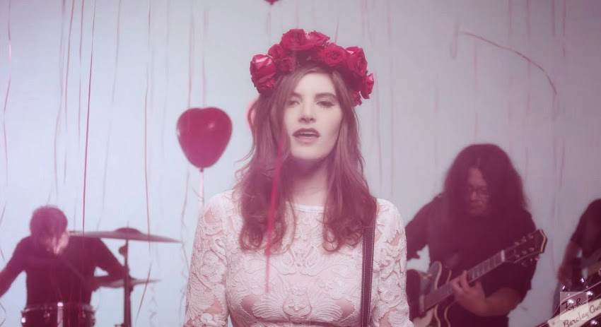 "Best Coast's Official Video for ""Heaven Sent"" is, well, heavenly."