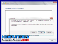 Cara Mengatasi Masalah Select The Driver To be Installed Windows7, Windows8, Windows10