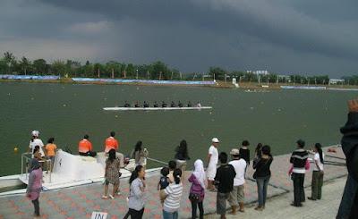 Tempat Liburan Asyik di Danau Cipule Karawang