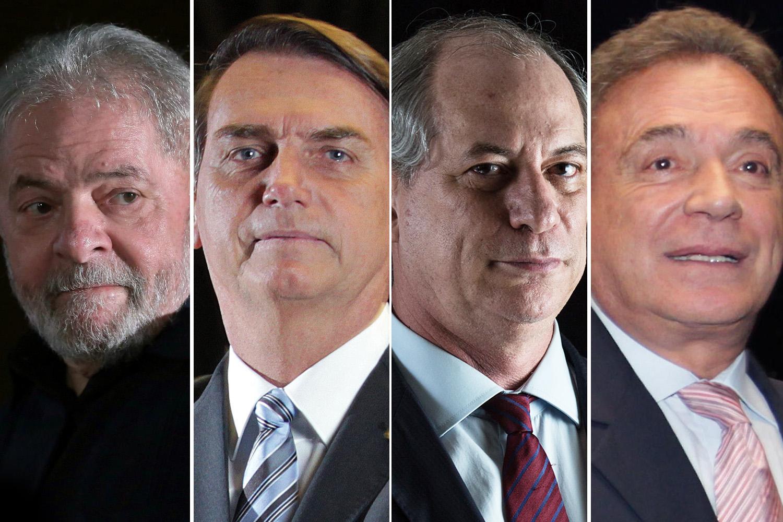 candidatos na justiça