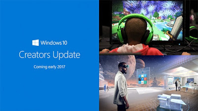 2 Cara instal manual Windows 10 Creators update
