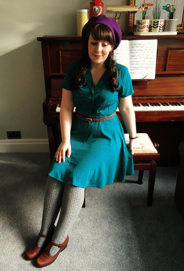 I Love Carousel Charlotte Dress