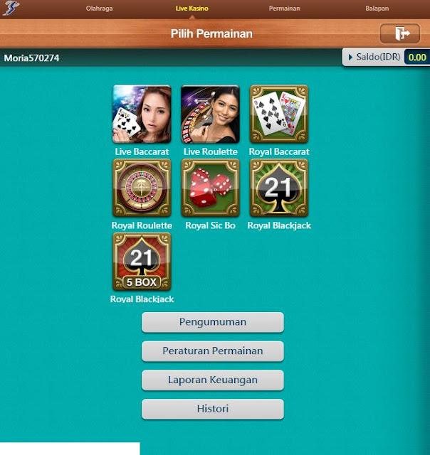 Cara Bermain Taruhan Sbobet Bola Dan Casino Lewat Handphone