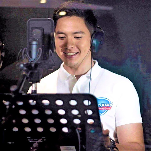 Alden Richard's New Handwashing Music Video inspires everyone for a worry-free Christmas
