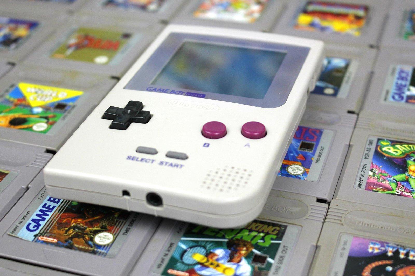 DAR Games: 5 Retro Gameboy Classics - DefineARevolution com