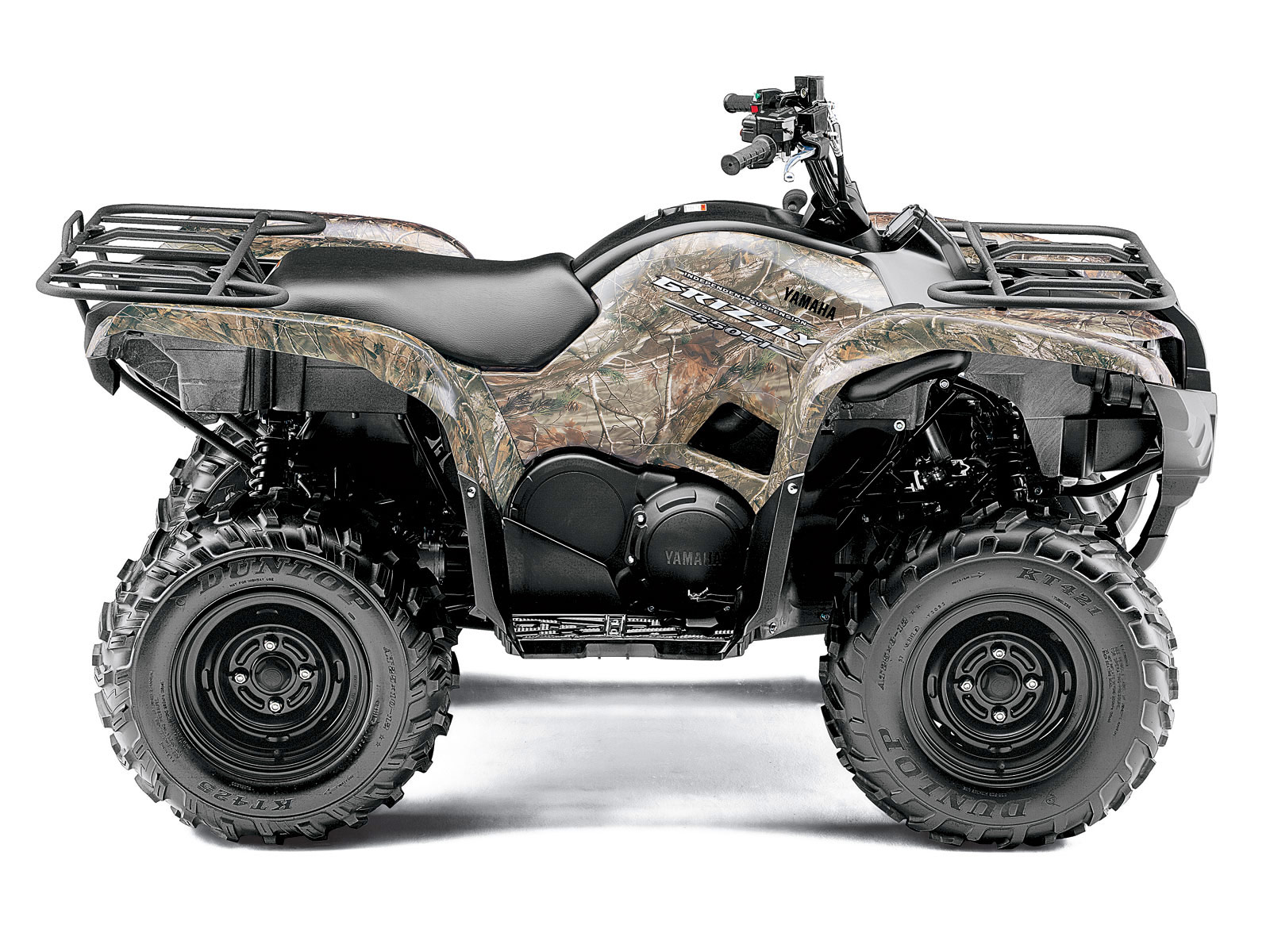 2011 yamaha grizzly 550 fi 4x4 atv pictures. Black Bedroom Furniture Sets. Home Design Ideas