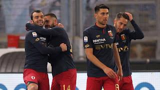Watch Genoa vs Sampdoria Football live Streaming Today 25-11-2018 Serie A Italy