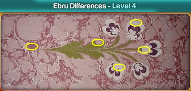 ebru differences 4