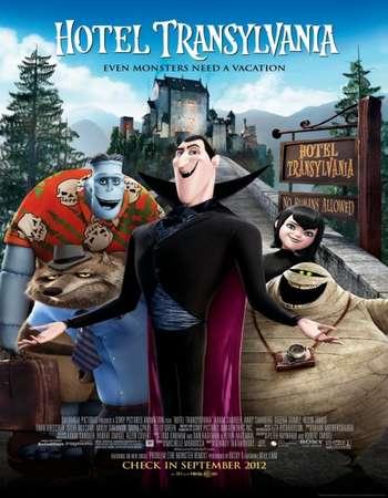 Hotel Transylvania 2012 Hindi Dual Audio BluRay Full Movie Download