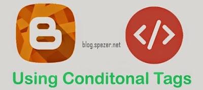Tag Kondisional Blogger Terbaru