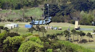 Sistem Pertahanan THAAD di Korsel Sudah Masuk Tahap Pengoperasian