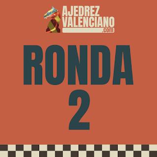 De un vistazo todos los  RESULTADOS RONDA 2 (No oficial)