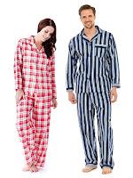Erkek ve bayan pijama modelleri