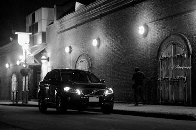 Volvo XC60 函館 レンガ倉庫