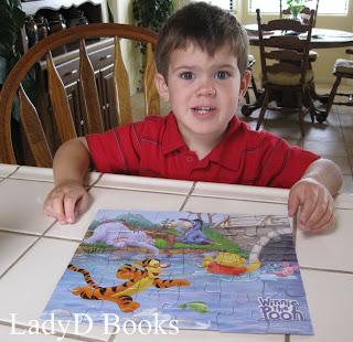 Grandson: LadyD Books