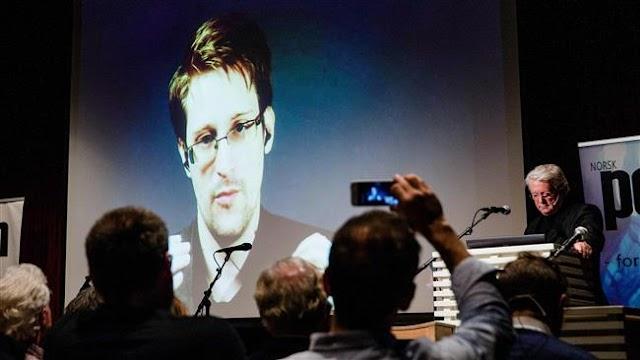 Edward Snowden 'not worried' about fate under Donald Trump