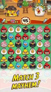 Angry Birds Fight! APK MOD Money