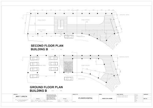 Old School Archi: Commercial Complex Design, Bataan