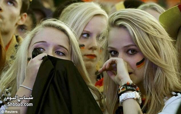 صور مشجعات كأس العالم 2018 بورسيا الجميلات بملابس كيوت