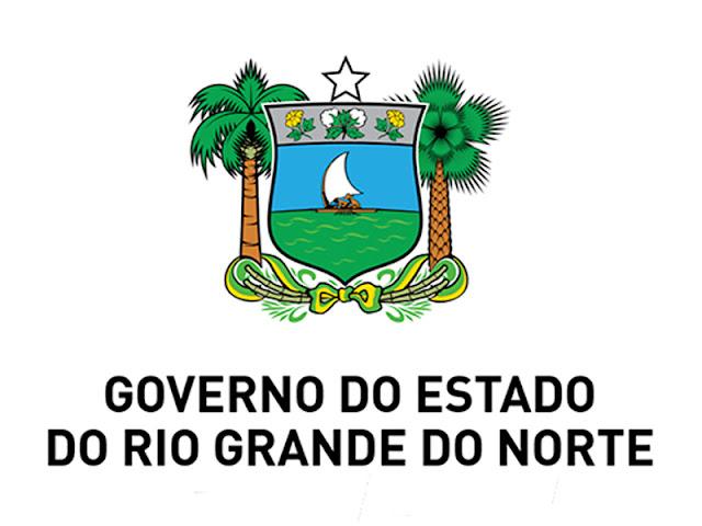 Resultado de imagem para NOVO BRASÃO GOVERNO RN