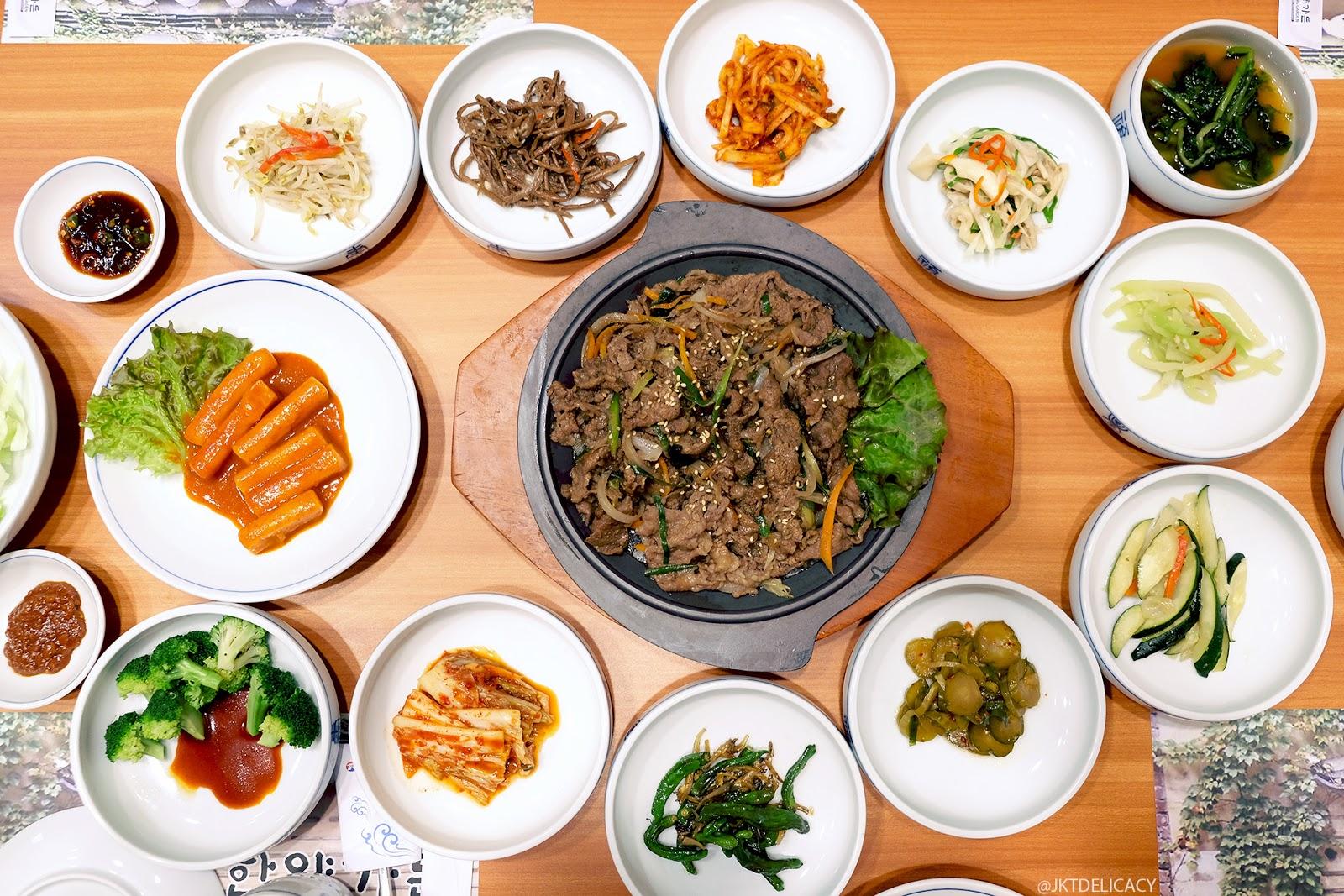 Hanyang Garden Korean Bbq Cikajang Kebayoran Baru