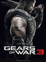artbook gears of war illustration artworks books