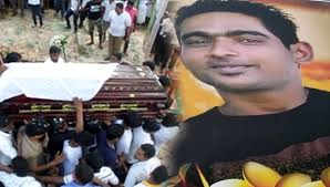 Embilipitiya death: Sumith Prasanna's body exhumed