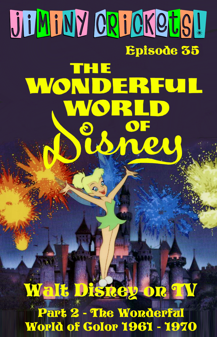a peel into the wonderful world of walt disney Read the table talk with marcy carriker smothers of eat like walt: the wonderful world of disney food discussion from the chowhound.