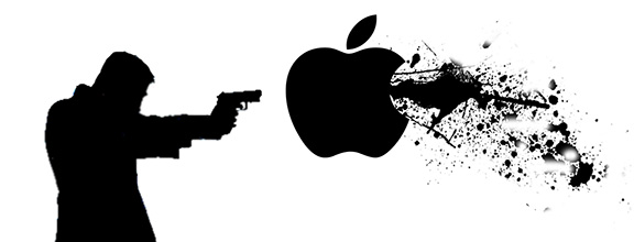 APPLE Versus The FBI: Why Apple is right. You Don't Give a Loaded Gun To A Child.