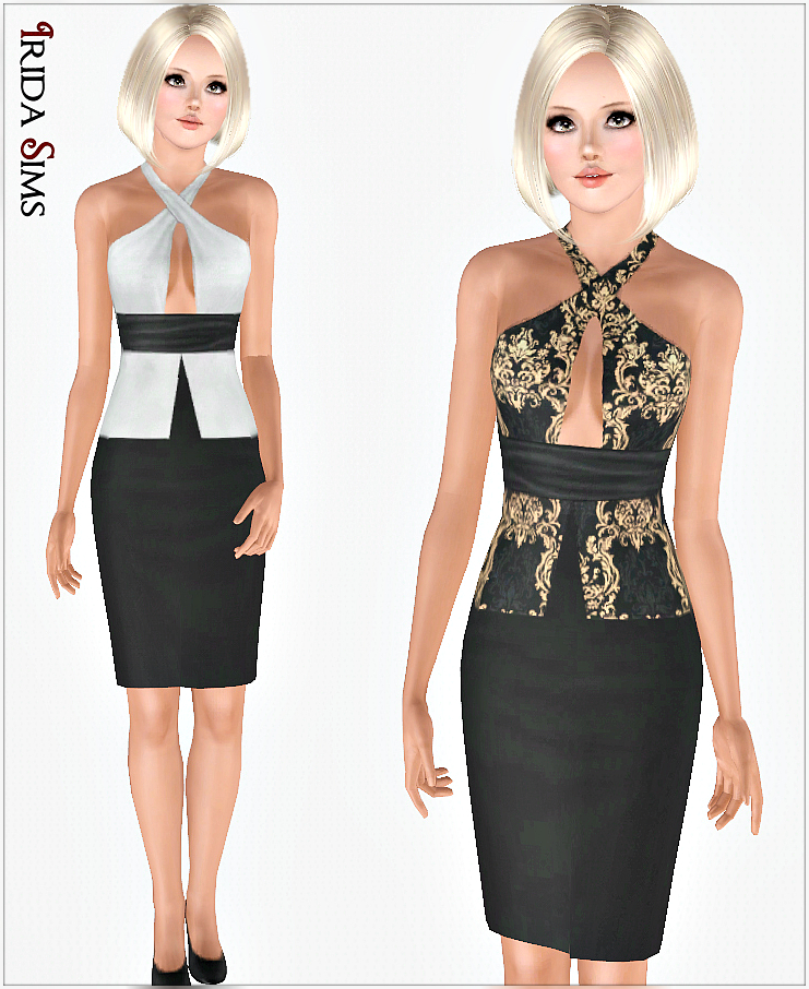 My Sims 3 Blog Clothing for Females by Irida Sims