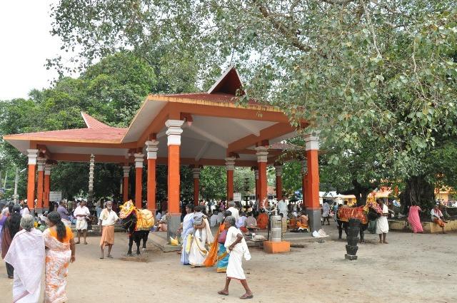 Temples of Kerala - Ochira Parambrahma temple