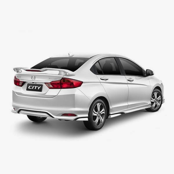 add on Honda City Modulo 14-16