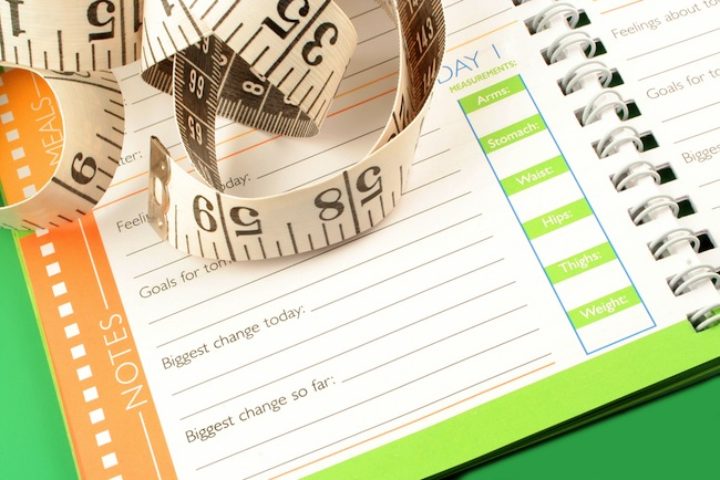A Diet Fitness Journal Helps Maximize Results