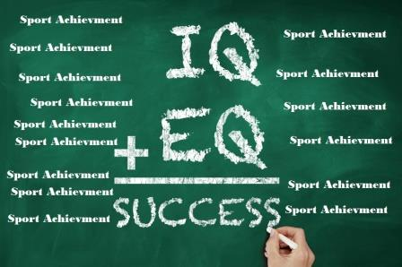 IQ (Intelligence Quotient) dan EQ (Emotional Quotient) Menentukan Prestasi Atlet