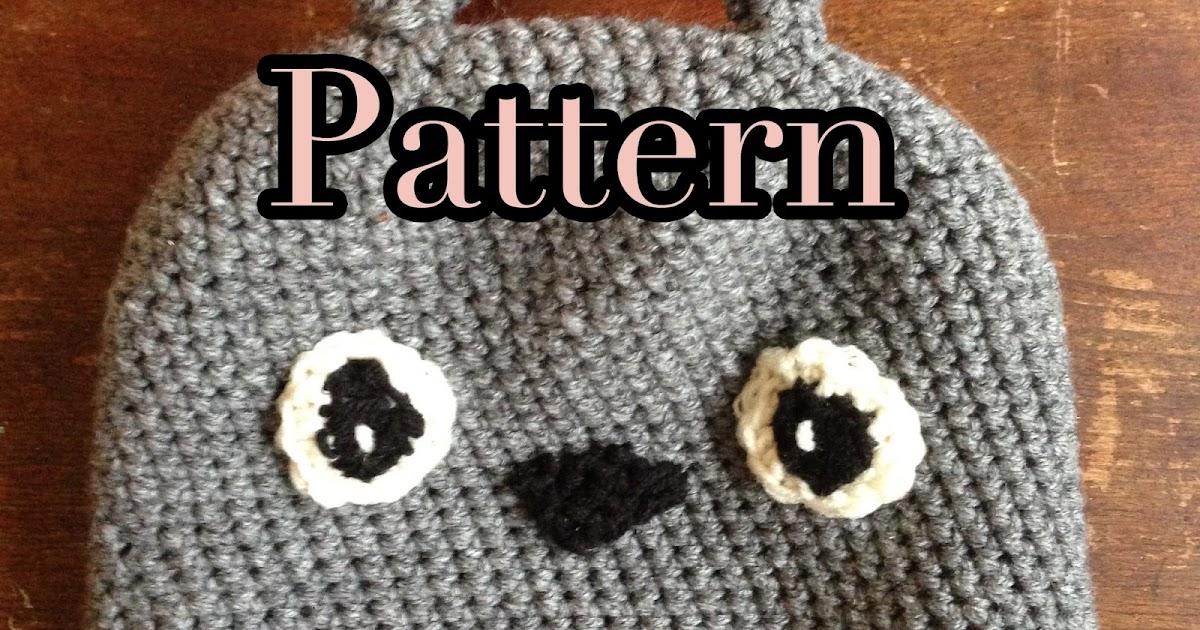 Kitty Adventures Crochet Totoro Hat