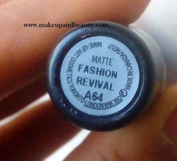 Makeup and beauty !!!: How to know expiry date of Mac product by