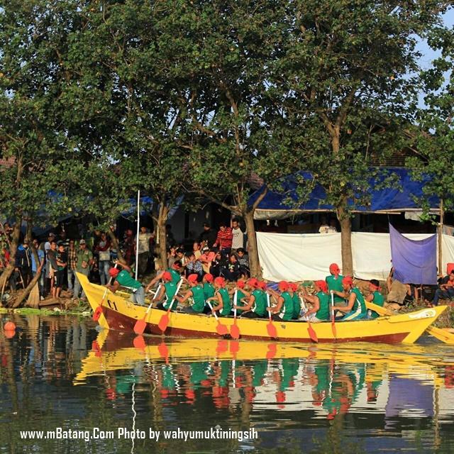 Lomba Dayung Batang 2017