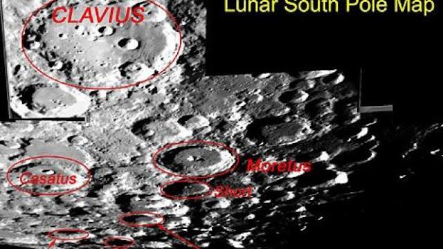 Air Kawah Bulan Lebih Banyak Dibanding Sahara