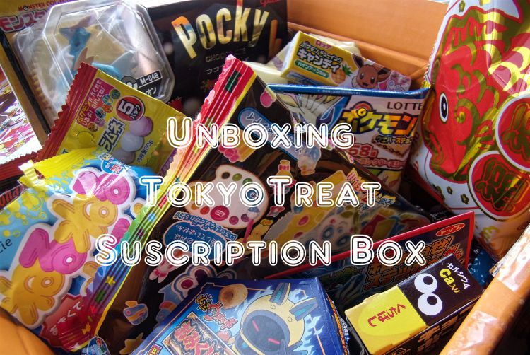 Tokyo Treat Review Unboxing