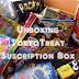 Unboxing: TokyoTreat Japanese Candy Suscription Box