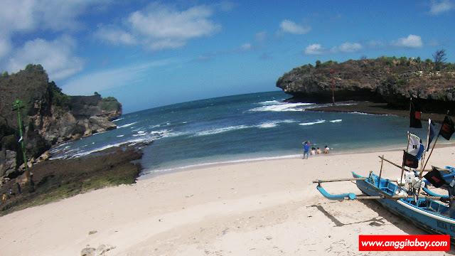 Pantai gesing yogyakarta | This is Anggitabay