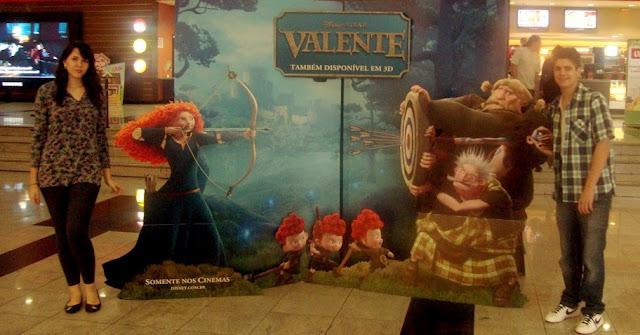 Especial: Cabine de imprensa de Valente, o novo filme da Disney! 18