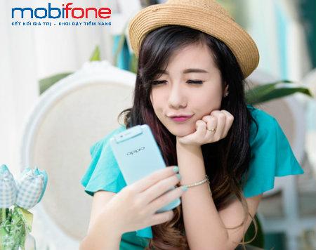 Khuyến mãi chương trình nhịp sống trẻ của Mobifone
