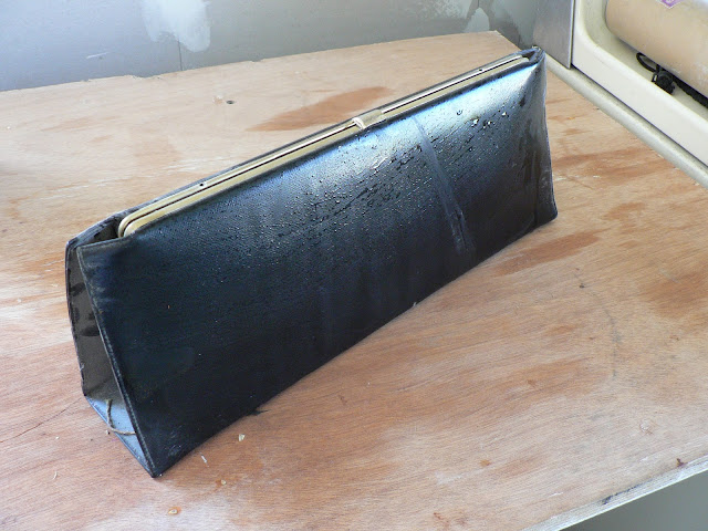 vintage clutch, vintage purse, vintage case