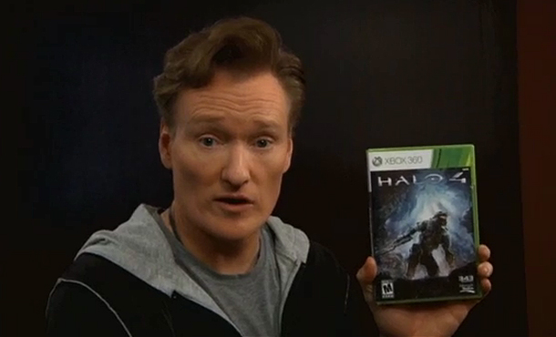 "Conan O'Brien's ""Clueless Gamer"" Segment To Get A Tv Show!"