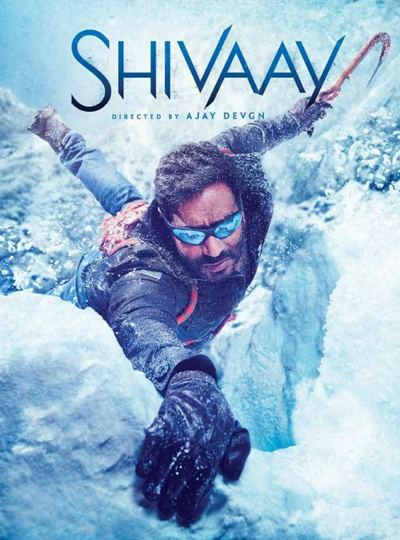 Watch Shivaay 2016 Hindi Bluray Rip 720p 1GB