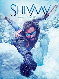Shivaay 2016 Hindi WEBRip 200mb HEVC x265