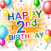 2nd Happy Birthday Wishes Messages For Sweet Baby