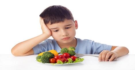 Nafsu Makan Anak Menurun